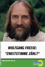 Wolfgang Freese: